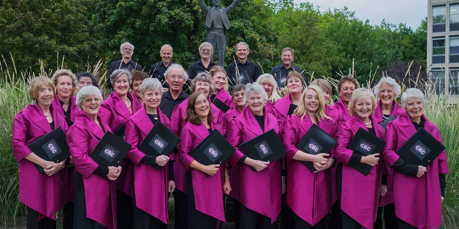 Cheltenham Bach Choir Gottingen Twin Town