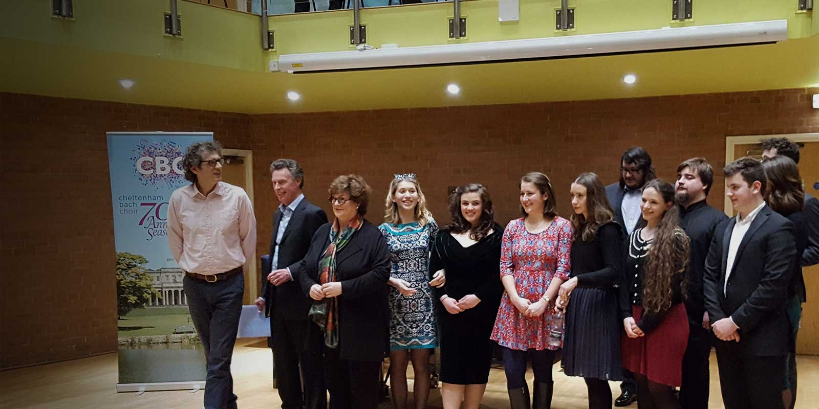 Cheltenham Bach Choir Singing Competition